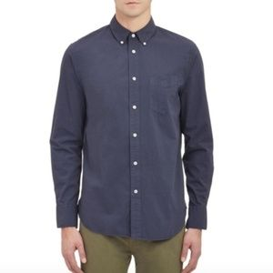 Rag & Bone Standard Issue Button Down Shirt